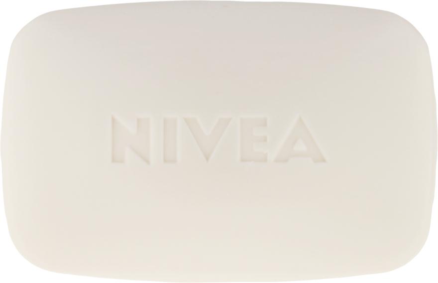 Jemné péčující krém-mýdlo - Nivea Baby — foto N2