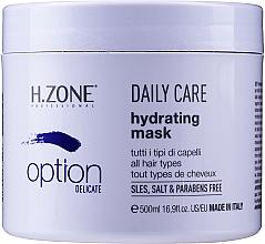 Parfémy, Parfumerie, kosmetika Hydratační maska pro každodenní péči - H.Zone Option Daily Care Hydrating Mask