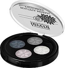 Parfémy, Parfumerie, kosmetika Oční stíny - Lavera Beautiful Mineral Eyeshadow Quattro