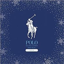 Parfémy, Parfumerie, kosmetika Ralph Lauren Polo Deep Blue Holiday Gift Set - Sada (parfum/125ml + parfum/40ml)