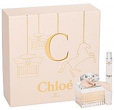 Parfémy, Parfumerie, kosmetika Chloe - Sada (edp/50ml + edp/10ml)
