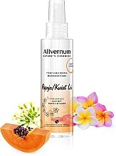 """Parfémy, Parfumerie, kosmetika Parfémovaný sprej na tělo """"Papaya Flower Lay"""" - Allvernum Nature's Essences Body Mist"""