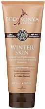 Parfémy, Parfumerie, kosmetika Samoopalovací krém pro postupné opálení - Eco by Sonya Eco Tan Winter Skin