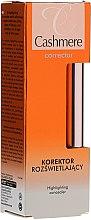 Parfémy, Parfumerie, kosmetika Zesvětlující korektor - Dax Cashmere Corrector Highlighting Concealer