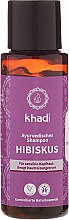 Parfémy, Parfumerie, kosmetika Ajurvédský šampon Hibiscus - Khadi Hibiscus Shampoo