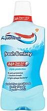 "Parfémy, Parfumerie, kosmetika Ustní voda ""Extra svěžest"" - Aquafresh Extra Fresh"