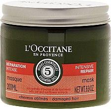 Parfémy, Parfumerie, kosmetika Maska na vlasy Intenzivní obnova - L'Occitane Aromachologie Repairing Mask