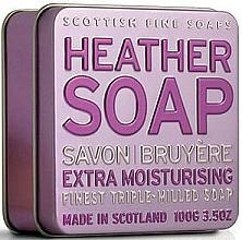 Parfémy, Parfumerie, kosmetika Mýdlo Vřes - Scottish Fine Soaps Heather Soap