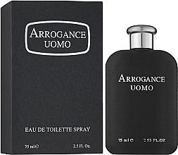 Arrogance Uomo - Toaletní voda — foto N2