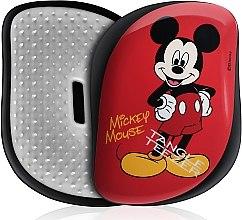 Parfémy, Parfumerie, kosmetika Hřeben na vlasy - Tangle Teezer Compact Styler Disney Mickey Mouse Red