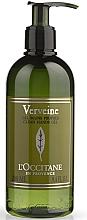 Parfémy, Parfumerie, kosmetika Dezinfekční gel na ruce Verbena - L'Occitane Verbena Clean Hands Gel