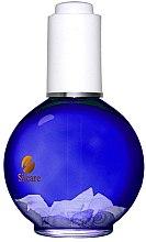 Parfémy, Parfumerie, kosmetika Olej na nehty a kůžičky - Silcare Olive Shells Vanilla Sky Blue