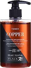 Parfémy, Parfumerie, kosmetika Vlasový toner - Black Professional Line Crazy Toner