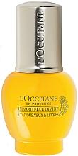 Parfémy, Parfumerie, kosmetika Fluid na pleť kolem očí a rtů - L'Occitane Immortelle Divine Eyes And lips Fluid