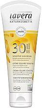 Parfémy, Parfumerie, kosmetika Opalovací krém pro citlivou pleť - Lavera Sensitive Sun Cream SPF 30
