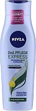 Parfémy, Parfumerie, kosmetika Šampon a kondicionér 2v1 s extraktem z akácie - Nivea Hair Care 2 in 1 Express Shampoo & Conditioner Acacia Extract