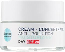 Parfémy, Parfumerie, kosmetika Denní pleťový krém - Vollare Multi-Active Detox C+E Cream-Concentrate