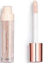 Parfémy, Parfumerie, kosmetika Podkladová báze pod oční stíny - Makeup Revolution Prime & Lock Eye Primer