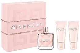Parfémy, Parfumerie, kosmetika Givenchy Irresistible Givenchy - Sada (edp/80ml + b/lot/75ml + sh/gel/75ml)
