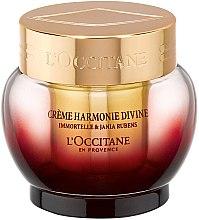 Parfémy, Parfumerie, kosmetika Krém na obličej - L'occitane Jania Rubens Harmony Divine Cream