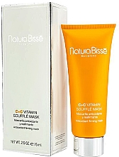 Parfémy, Parfumerie, kosmetika Antioxidační maska soufflé - Natura Bisse C+C Vitamin Souffle Mask