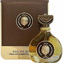 Parfémy, Parfumerie, kosmetika Armaf Oros the Inventor Brown - Parfémovaná voda