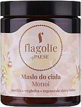 Parfémy, Parfumerie, kosmetika Tělové máslo Monoi - Flagolie by Paese Monoi