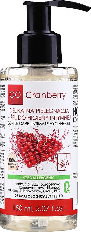 Gel pro intimní hygienu - GoCranberry Intimate Gel