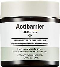 Parfémy, Parfumerie, kosmetika Hluboce hydratační intenzivní krém - Missha Actibarrier Strong Moist Cream Intensive