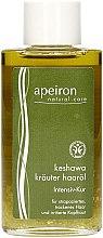 Parfémy, Parfumerie, kosmetika Olej na vlasy - Apeiron Keshawa Herbal Hair Oil