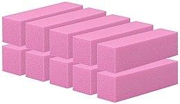 Parfémy, Parfumerie, kosmetika Leštička na nehty 4 stranná,růžová,10 ks Tools For Beauty - Tools For Beauty
