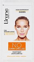 Parfémy, Parfumerie, kosmetika Podložky pod oči proti tmavým kruhům - Lirene Dermo Program No Dark Circles