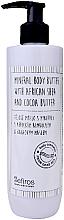 Parfémy, Parfumerie, kosmetika Minerální tělové máslo - Sefiros Mineral Body Butter With African Shea And Cocoa Butter