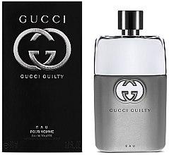 Parfémy, Parfumerie, kosmetika Gucci Guilty Eau Pour Homme - Toaletní voda