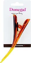 Parfémy, Parfumerie, kosmetika Skřipec na vlasy FA-5807, jantarový - Donegal