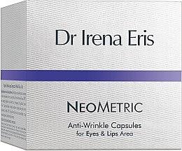 Parfémy, Parfumerie, kosmetika Noční sérum v kapslích na pokožku kolem očí a rtů - Dr Irena Eris Anti-Wrinkle Capsules for Eyes and Lips Area