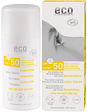 Parfémy, Parfumerie, kosmetika Opalovací lotion s granátovým jablkem - Eco Sun Lotion With Pomegranate And Goji Berry SPF 50