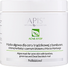 Parfémy, Parfumerie, kosmetika Maska na obličej - APIS Professional Algae Mask For Acne Skin