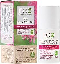 "Parfémy, Parfumerie, kosmetika Bio-Deodorant ""Maximální ochrana"" - ECO Laboratorie Bio Deodorant"