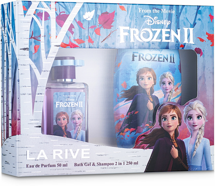 La Rive Frozen - Sada (edp/50ml + sg/gel/250ml)