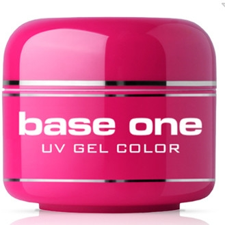 Gel na nehty - Silcare Base One Color Pastel