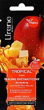 Parfémy, Parfumerie, kosmetika Enzymatický pleťový peeling - Lirene Tropical Shake Enzymate Face Peeling