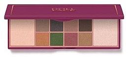 Parfémy, Parfumerie, kosmetika Paleta očních stínů - Doll Face 10-Shade Matte & Shimmer Palette