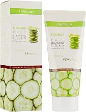 Parfémy, Parfumerie, kosmetika Čisticí pěna s okurkovým extraktem - FarmStay Pure Cleansing Foam Cucumber