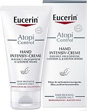 Parfémy, Parfumerie, kosmetika Krém na ruce pro atopickou pokožku - Eucerin AtopiControl Intensiv Hand Creme