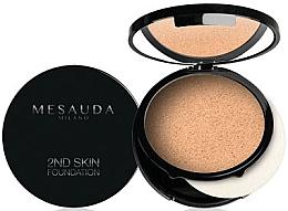 Parfémy, Parfumerie, kosmetika Krémový pudr - Mesauda Milano 2ND Skin Foundation