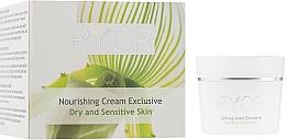 Parfémy, Parfumerie, kosmetika Výživný krém pro suchou a citlivou pleť - Ryor Nourishing Cream Exclusive