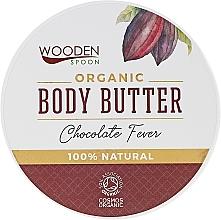 Parfémy, Parfumerie, kosmetika Tělový olej Čokoládová horečka - Wooden Spoon Chocolate Fever Body Butter