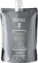 Parfémy, Parfumerie, kosmetika Extra krémový aktivátor 20 Vol (6%) - Alfaparf Precious Nature Extra Creamy Activator 20 Volume (doypack)