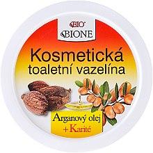 Parfémy, Parfumerie, kosmetika Krém na obličej - Bione Cosmetics Argan Oil Vaseline Cream